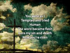 Lead Me to the Cross - Francesca Battistelli ...gorgeous song for a solo - first on the list! great idea going :)
