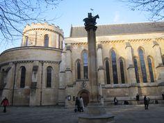 Temple Church, Londres.