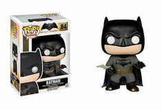 BATMAN VS SUPERMAN – BATMAN – FUNKO POP! VINYL FIGURE