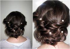 Most Popular Hair Photos Wedding Hair And Makeup, Bridal Hair, Hair Makeup, Love Hair, Gorgeous Hair, Beautiful, Amazing Hair, Popular Hairstyles, Cool Hairstyles