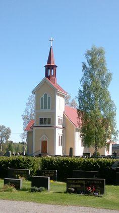 Harjavallan vanha kirkko