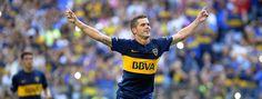 @Boca Fernando Gago #9ine