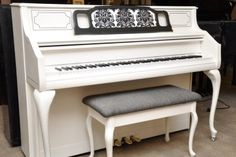 White Collection | Piano Revival Project
