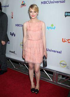 Gillian Jacobs Photos: NBC Universal Press Tour All Star Party - Arrivals