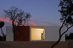 ThanksCasa no litoral Alentejado by Aires Mateus Associados awesome pin Minimalist Architecture, Contemporary Architecture, Architecture Details, Interior Architecture, Design Exterior, Interior And Exterior, Facade House, Residential Architecture, House Design