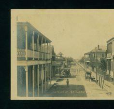 Lafourche St., Lockport, La :: LSU Libraries Postcard Collections
