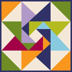 Barn Quilt Contest Winners - Barn Quilt I love this block!