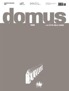 Domus 1008, December 2016
