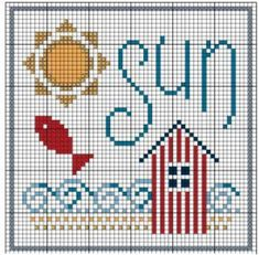Thrilling Designing Your Own Cross Stitch Embroidery Patterns Ideas. Exhilarating Designing Your Own Cross Stitch Embroidery Patterns Ideas. Cross Stitch Sea, Cross Stitch Fabric, Modern Cross Stitch, Counted Cross Stitch Patterns, Cross Stitch Charts, Cross Stitch Designs, Cross Stitching, Cross Stitch Embroidery, Hand Embroidery Patterns