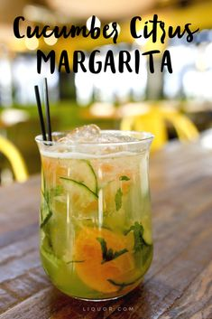 You have to try this #citrus #margarita