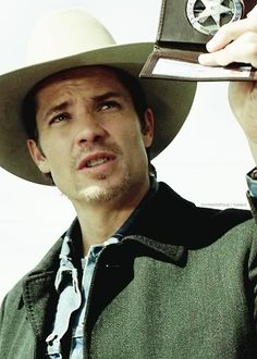 Timothy Olyphant; you should check out Justified on FX. It's one of the best shows on television.