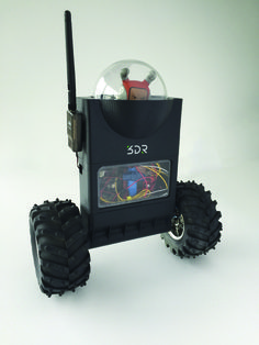 Today we are sharing an interesting robot for hobbyists and makers: ArduRoller, which is a simple arduino based self balancing robot. Shaun Crampton developed this arduino based robot and shared the complete project files on Github. Diy Electronics, Electronics Projects, Balancing Robot, Arduino Programming, Linux, Robotics Projects, Diy Tech, Raspberry Pi Projects, Stem Projects