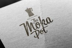 The Moka Pot Identity on Behance