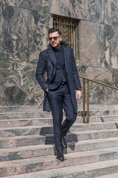 ALL NAVY EVERYTHING | ArticlesOfStyle.com