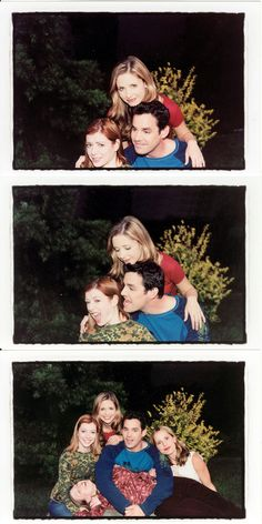 I will always love the Buffy crew <3