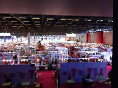 The 1st year visit the textile trade show Premiervision in Paris.