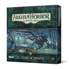 Reserva ya la primera expansión del Arkham Horror LCG; editada en castellano por EDGE Entertainment al mejor precio online en EGDgames