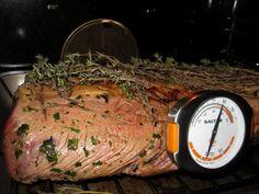Perfektes Roastbeef mit Niedertemperaturgarung | mettsalat.de