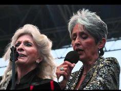 ▶ Judy Collins and Joan Baez - Diamonds and Rust (by Joan Baez)