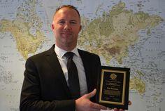 Award for ASTM Standard Designation D7891