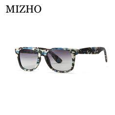 $7.04 (Buy here: https://alitems.com/g/1e8d114494ebda23ff8b16525dc3e8/?i=5&ulp=https%3A%2F%2Fwww.aliexpress.com%2Fitem%2FMIZHO-Brand-223-Design-Stainless-Steel-Frame-UV400-G15-Green-Lens-Sunglasses-Men-Polarized-PILOTT-With%2F32743931594.html ) MIZHO Brand Designer Shield Camouflage Camouflage Green Frosted Textur Men's Sunglasses Women Polarized Sport With Original box for just $7.04