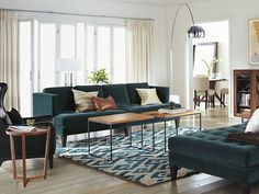 Furniture Stores in Phoenix: Awesome Furniture Stores In Phoenix With Grey Deep Sofa Wood Cool Coffee Table Also Grey Contemporary Sofa Bed White Ikea Pillows And Black Sectional Sofa And The Corner Desk Ikea Floor Lamps Window Curtain ~ surrealcoding.com Furniture Inspiration