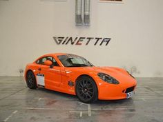 Ginetta G40R: Spotted | PistonHeads