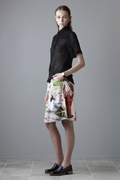 @SALASAI. Dreamcrusher Skirt, $295. Summer 2014, Spring Summer Fashion, Sequin Skirt, Sequins, Lady, Floral, Womens Fashion, Skirts, Clothing