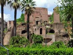 ROME/ La porte Tiburtina ( Porta Tiburtina )dans la région V de Rome