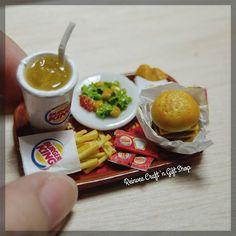 Best burger in town minis
