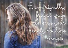 Simple beauty tips using everyday household ingredients. | The art of simple