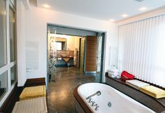 Impressionen Spa Hotel, Clawfoot Bathtub, Bathroom, Washroom, Full Bath, Bath, Bathrooms