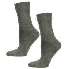 Sokken van Bamboe, grijs per twee paar 8.95 lekkere sokken hoor!