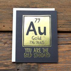 Gold Standard by 1canoe2 on Etsy