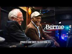 Bernie Sanders Celebrity Endorsements - YouTube