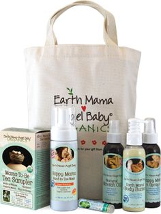 "Loving everything this site has to offer -- not usually one to go for ""natural"" products, but when it comes to my skin and the baby, it can't hurt, right?!"