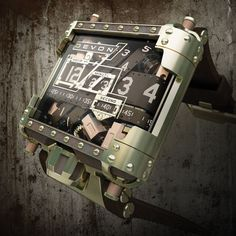 Conveyor Belts Inspire $25,000 Watch by Devon Works same watch, different angle