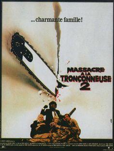 massacre a la tronçonneuse 2 | SensCritique Films Epouvante-horreur Massacre à la tronçonneuse 2