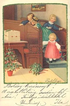 Pauli Ebner (1873-1949) — Old Post Cards (595x900)