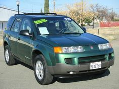 2003 Saturn Vue. Loved this SUV. Good on gas and great in the snow as well as lots of room. Too bad it dropped the transmission. That year was known for that unbeknownst to me.