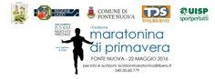 Si svolgono la gara competitiva e non competitiva per celebrare l'inizio della Primavera a Fonte Nuova, Guidonia