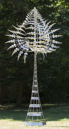 Stunning windmill yard ornaments that you can't stop looking at! Check out the mesmerizing videos.
