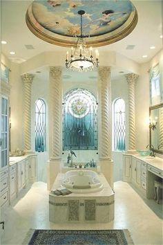 134 Luxury Bathrooms Ideas