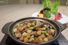 用「太空食品」入菜 素食餐廳端出超強八寶飯 | ETtoday 東森旅遊雲 | ETtoday旅遊新聞(旅遊)