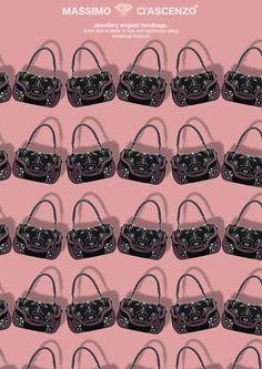 'MD' Massimo D'ascenzo Beautiful Luxury Jewellery Handbags.  www.massimod.com  https://www.facebook.com/pages/Massimo-Dascenzo-Luxury-Jewellery-Handbags/485052561622939?ref=hl