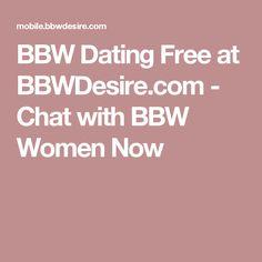 Free bbw dating sitrs