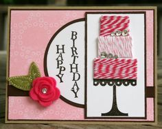 Paper Perfect Designs: stampin up