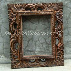 balinese photo frames - Google Search