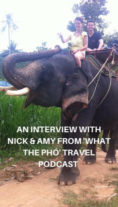 Presented by fellow Brits Nick and Amy 'What the Pho' travel podcast is a breath of fresh air! with its light-hearted, witty and also educational theme with some serious entertainment thrown in for good measure