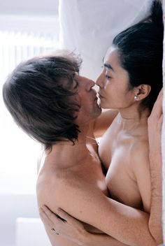 Interviewer: Why can't you be alone without Yoko? John Lennon: But I can be…